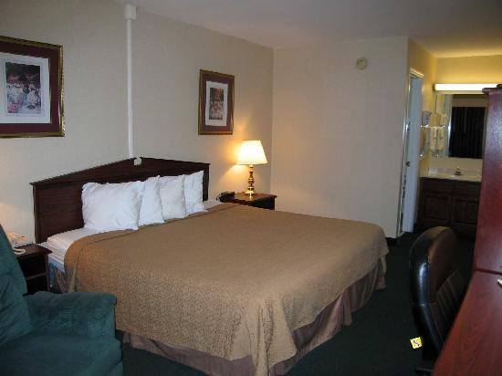 Travelodge Covington: Room 122