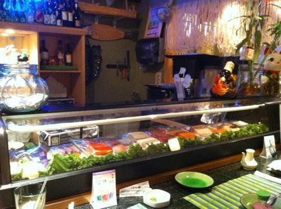 Sushi Shoya: sushi bar