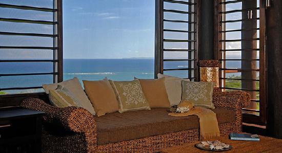 Emaho Sekawa Resort : Emaho Sekawa - Living Room Bure