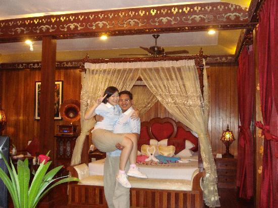 Apsara Angkor Resort & Conference: Rama Honeymoon suites