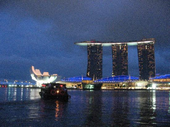 Singapore River, Singapore: Marina Bay Sands