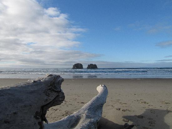 Garibaldi, Орегон: Twin Rocks Rockaway beach Oregon coast