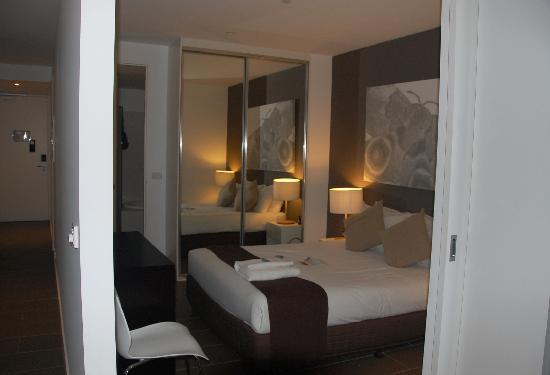 1 Bedroom Apt Bedroom