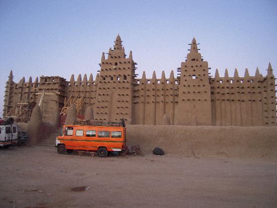 Mali: Djenne