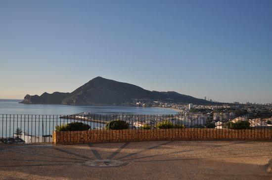 Altea, Hiszpania: Mirador Cronistas de Espana