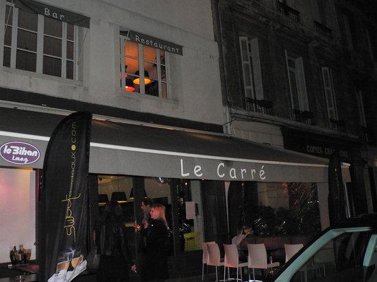 Le Carre, Bordeaux