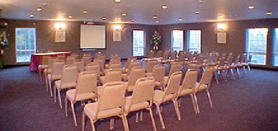 Bridge Vista Beach Hotel & Convention Center: Meeting Room