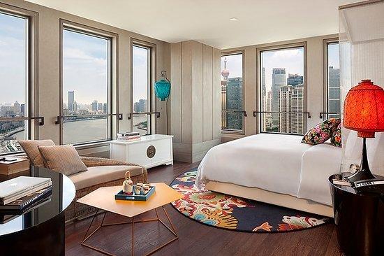 Hotel Indigo Shanghai on the Bund: Bund Room View
