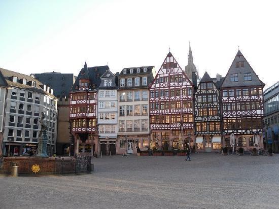 Germany Cologne Rhine river Frankfurt bed breakfast Hotel