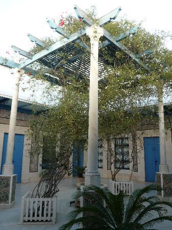 Hotel Dar Said : Cour intérieure