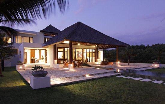 Sinaran Surga villas: Villa Cahaya
