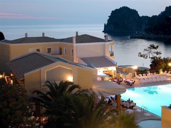 Hotel Rosa Bella Corfu Suite Hotel Spa