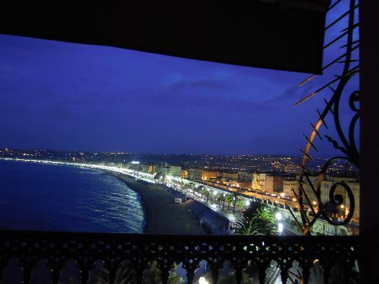 Hotel Suisse: 夜景
