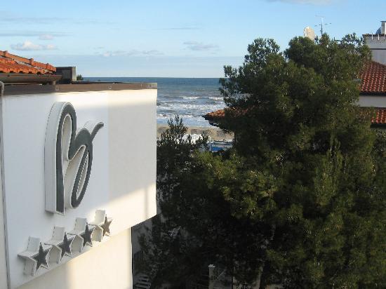 Hotel Belvedere: vista dalla nostra camera