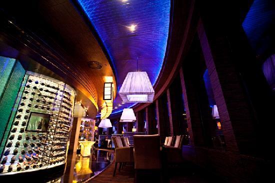 โรงแรมคุนหลุน: The Summit Club Restaurant