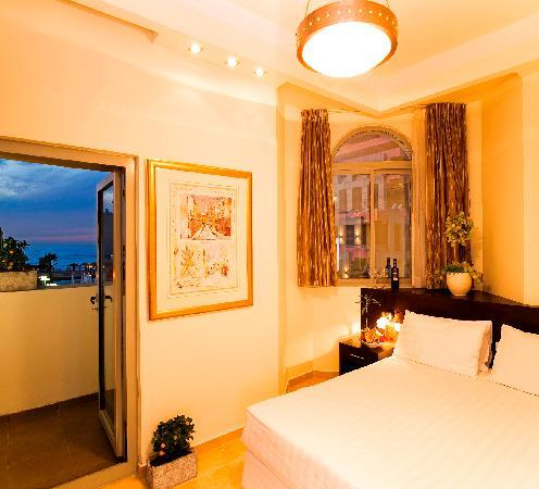 Bell Boutique Hotel & Spa: room