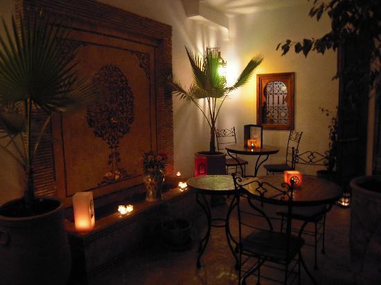 Riad Dar Alsaad: le patio
