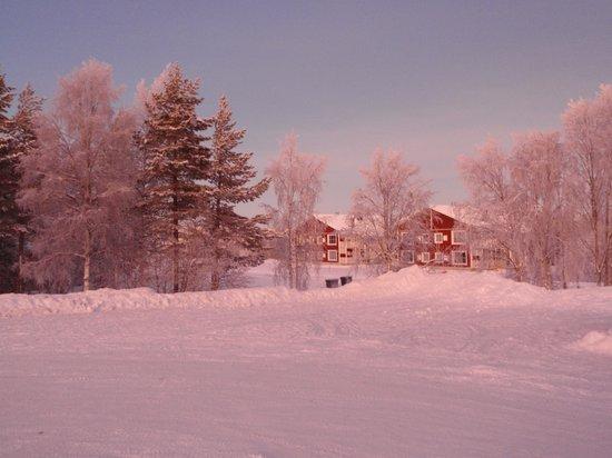 Lapland Hotel Akashotelli: Apartments
