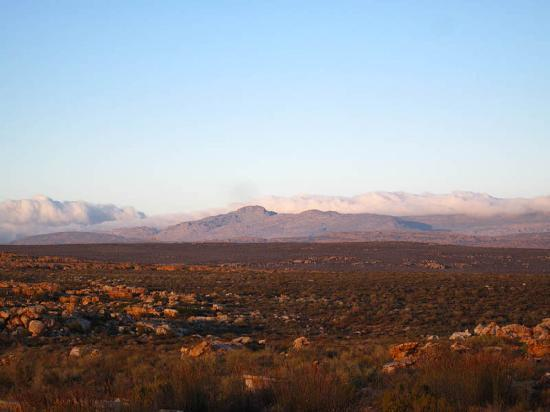 Kagga Kamma Nature Reserve: dawn