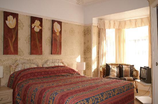 Acorn Lodge: Bedroom
