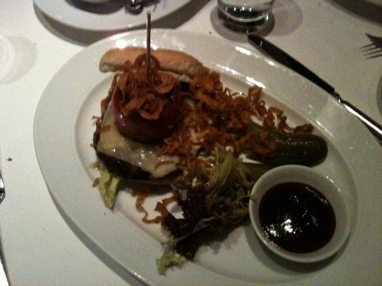Restaurante Colón: Kobe Burger