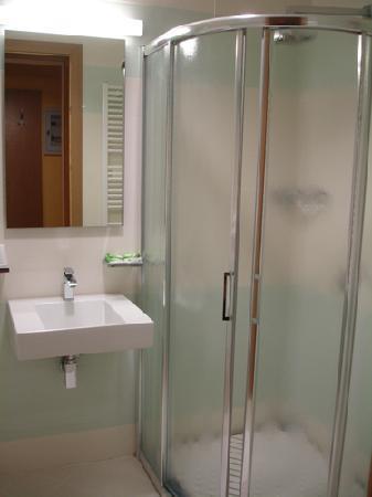 Hotel Colosseo: Bagno