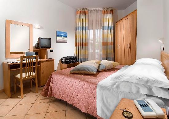 Hotel Savoia: stanze