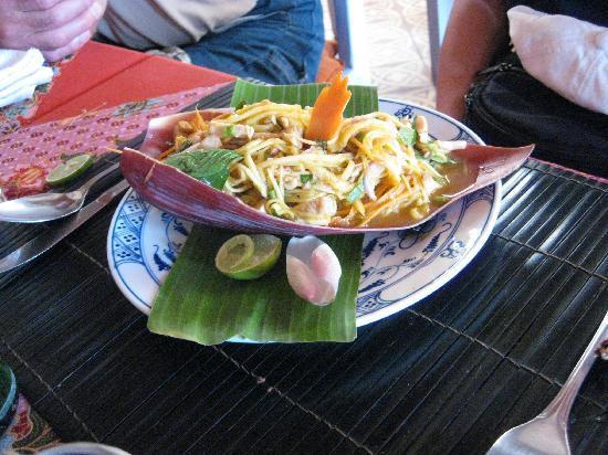 Amok Restaurant: Mango Salad