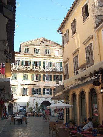 Κέρκυρα (Χώρα), Ελλάδα: Corfu Town