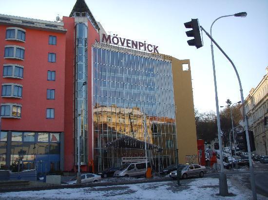 Moevenpick hotel 2 picture of nh prague city prague for Prague city hotel
