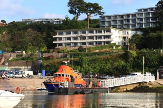Devoncourt Holiday Apartments: Devoncourt and Torbay Lifeboat