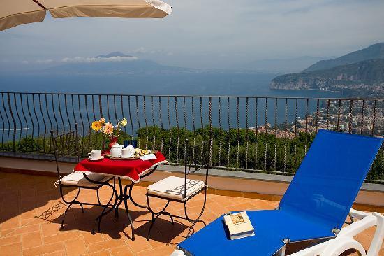 La Cartolina Residence: terrazza