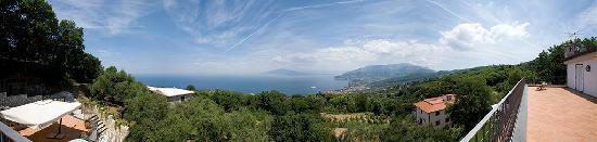La Cartolina Residence: view