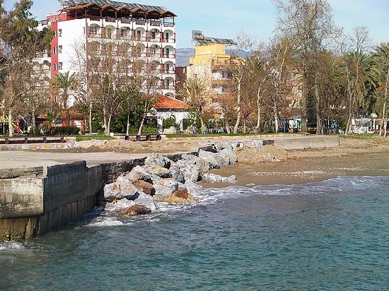 Anamur, Turkey: İskele, Hermes Hotel