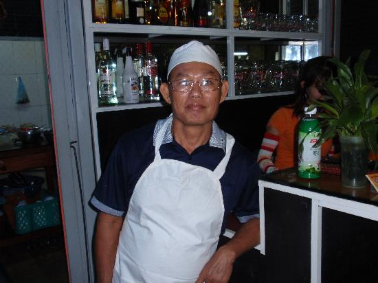 Father's Restaurant: This is Father the cook
