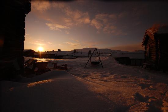 Brekkeseter: winter paradise