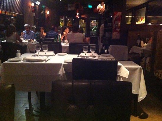 Il Gran Caruso : Restaurant