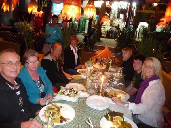 Shark Restaurant : Nice Table ... Best Food