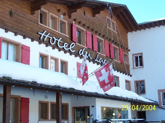 Hotel du Lac: Hausansicht