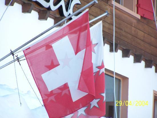 Hotel du Lac: In der Schweiz