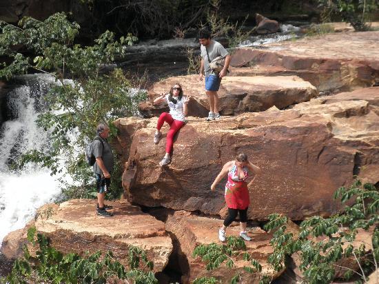 Ubajara, CE: cachoeira do frade