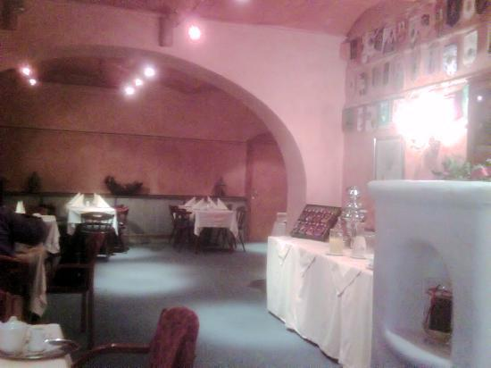 Hotel Schwarzes Rössl: Frühstückszimmer