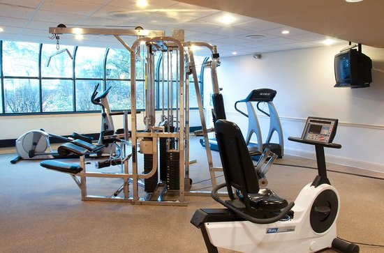The Milton Hotel: On site fitness room