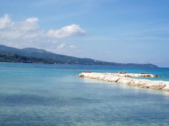 Montego Bay, Jamaica: So Blue