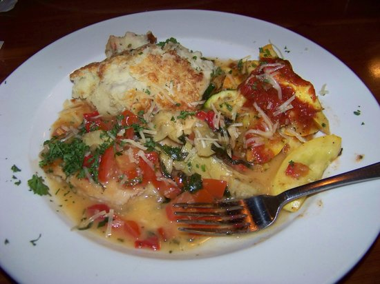 Off the Strip-Just Real Food : Chicken with artichokes
