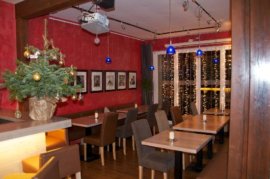 Hotel Rosengarten : Restaurant I
