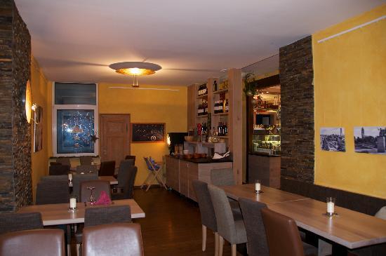 Hotel Rosengarten : Restaurant II