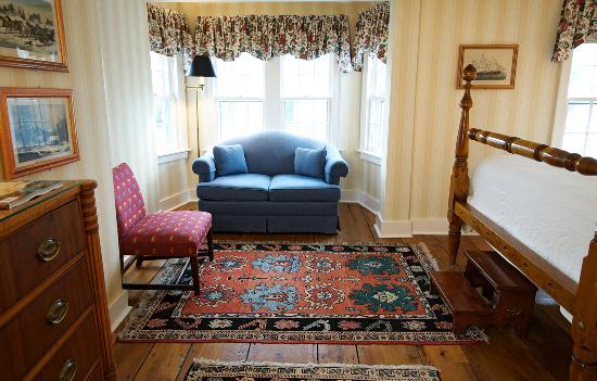 Griswold Inn: Junior Suite - Room 3
