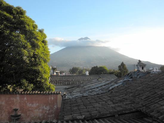 Hotel Posada San Pedro: roof terrace