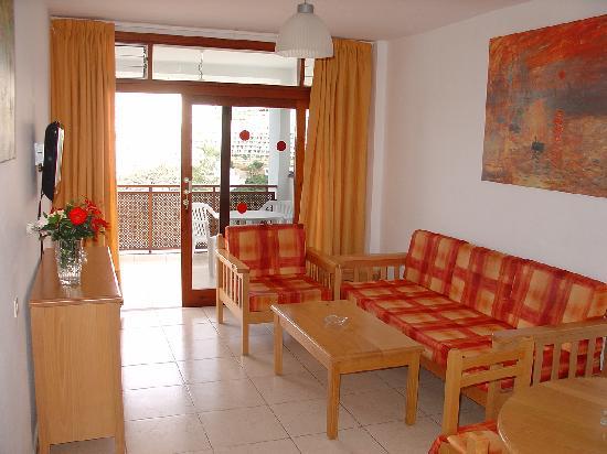 Barlovento living room